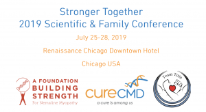 CURE-CMD Scientific & Family Conference 2019