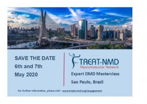 POSTPONED – TREAT-NMD DMD Expert Masterclass 2020