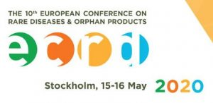 10th European Conference on Rare Diseases & Orphan Products – NOW ONLINE