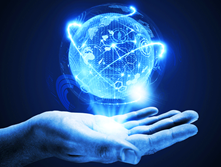 uncategorized-Globe Hand